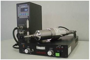 超音波 スピンドル 微細 加工 高精度